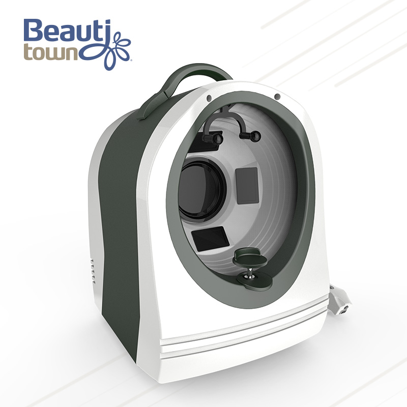 High Quality Portable Skin Scanner Machine with CE