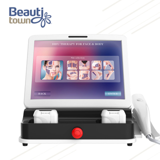2018 Latest Skin Rejuvenation Body Slimming 3d Hifu Machine