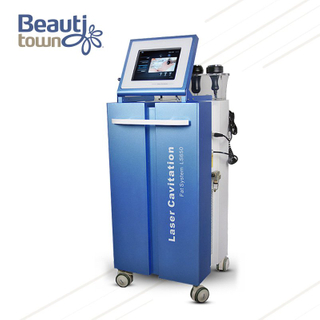 Multifunction vertical laser cavitation ls650 for body shaping LS650