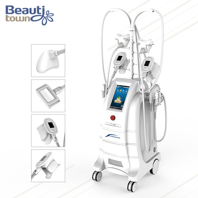 7 Handle Cryolipolysis Machine for Double Chin Removal