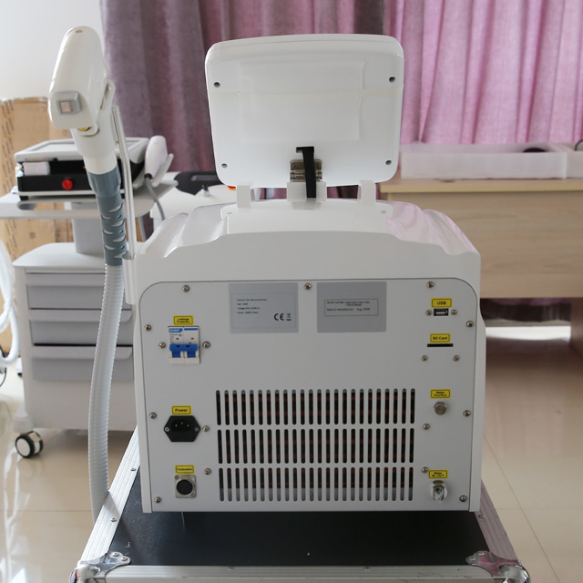 Permanent 1064nm Diode Laser Hair Removal Machine for Sale