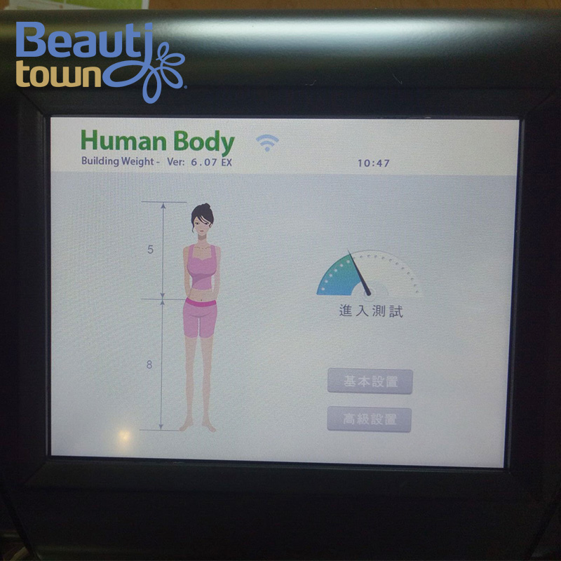 High Quality Body Fat Composition Analyser Machine