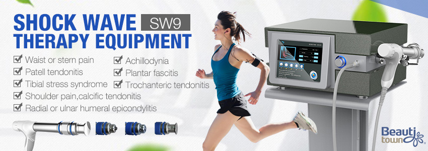 Shockwave therapy machine SW9