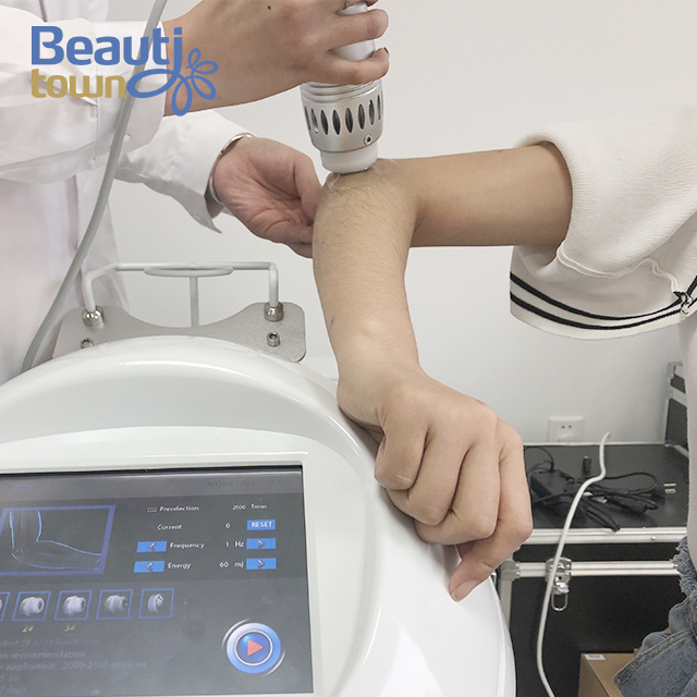 Portable Shockwave Therapy Machine Price for Tendonitis