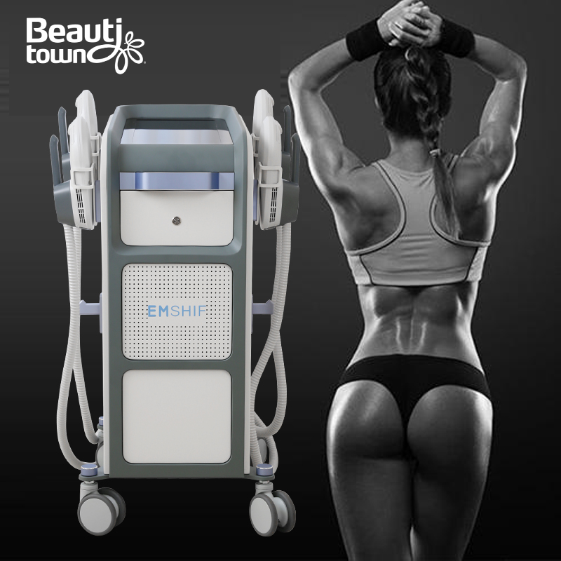 ems sculpt 4 handle hiemt machine price newest release high quality machine