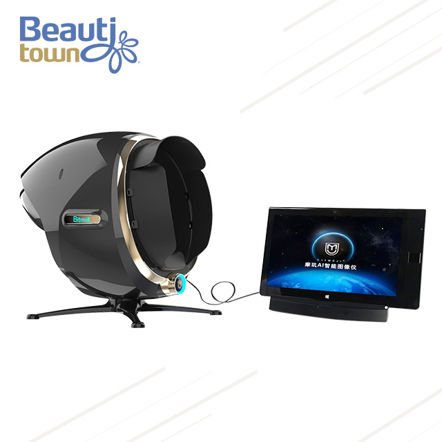 Skin Color Analyzer Equipment Sale for Beauty Salon SA12
