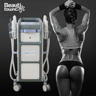 body shaping hi emt hiemt machine price muscle building weight loss equipment