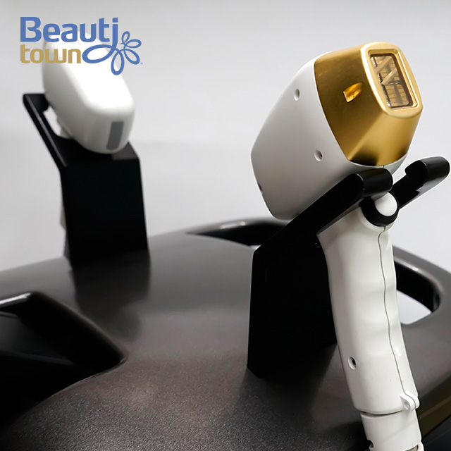 laser soprano ice titanium permanent hair removal machine for sale
