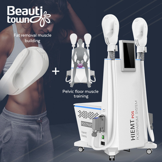 2 handle hiemt pelvic muscle training machine all body area use