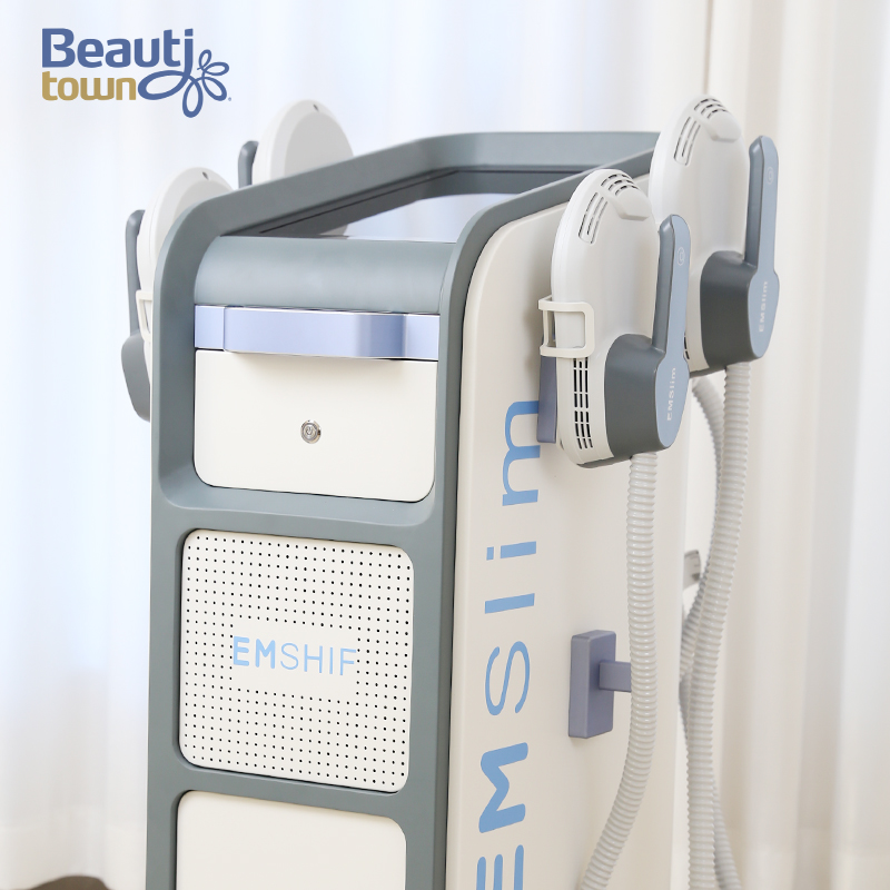 ems sculpt machine 4 handle great price cellulite removal body contouring device