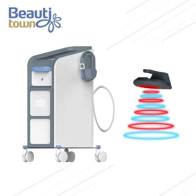 ems sculpt machine great quality high intensity beauty salon use body shaping machine
