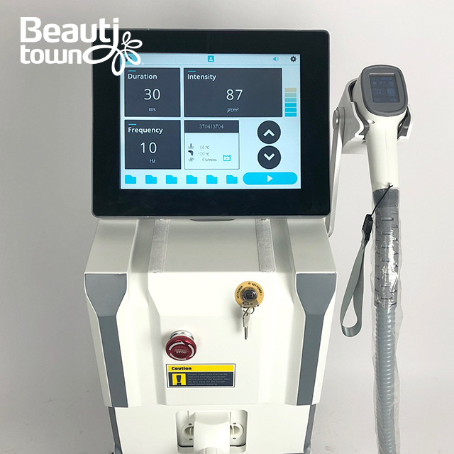 hair laser removal 755 808 1064 multiple diode laser hair removal machine price