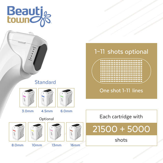 Hifu Therapy Equipment Cost 3D Hifu Beauty Machine