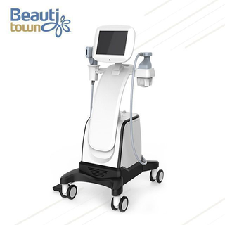 2 in 1 hifu system for skin rejuvenation and body slimming FU18