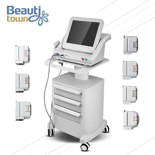 7 Cartridges Hifu Treatment Machine for Face FU4.5-7S
