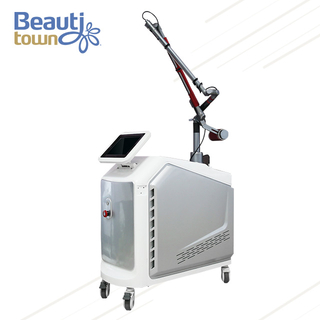 Laser Tattoo Removal Machine Pl with Adjustable Light Guide Arm