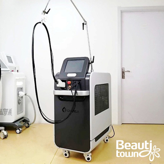 2019 Newly Arrival Alexandrite Laser 755nm for Hair Removal