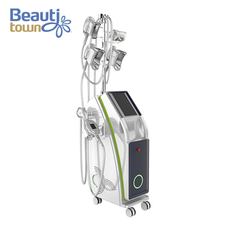 Cryolipolysis Equipment with Multiple Handles