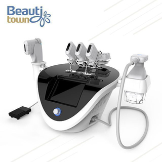 Hifu Skin Tightening Machine with Double Handles