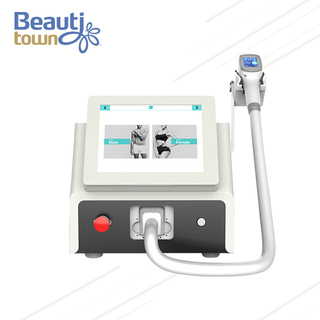 Permanent Facial Hair Removal Laser Machine with CE Approve