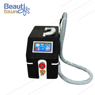 Q Switched Nd Yag Laser Tattoo Removal Skin Whitening
