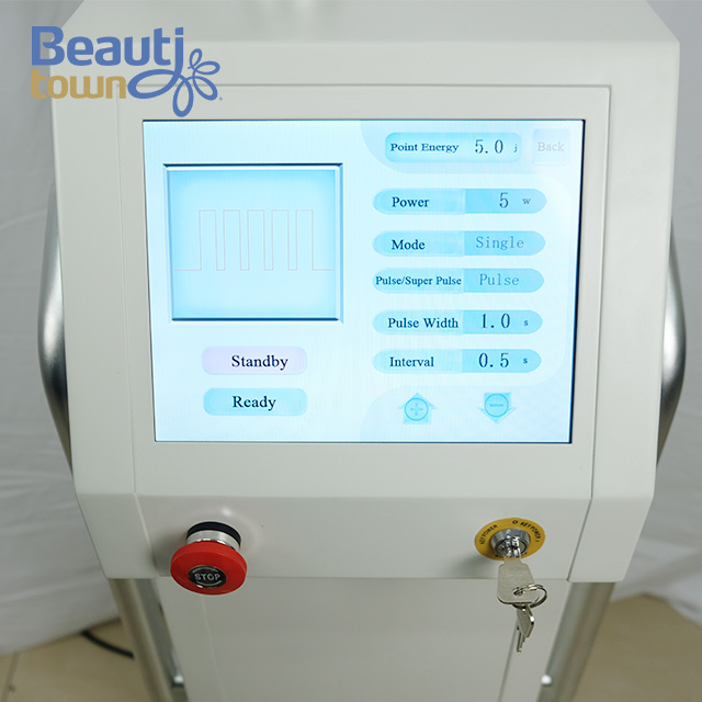 SPA Fraxel Laser Resurfacing Equipment Skin Rejuvenation And Pigment Removal