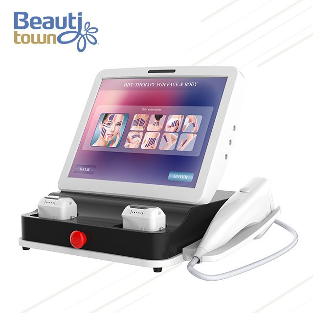 Portable Facial Mini Hifu Machine for Face Lift